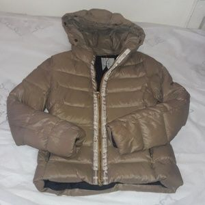 Moncler down jacket size Small